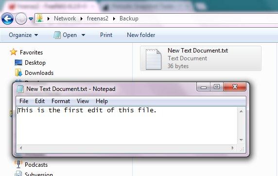 FreeNAS – Windows (CIFS) Shares on ZFS - CodeProject